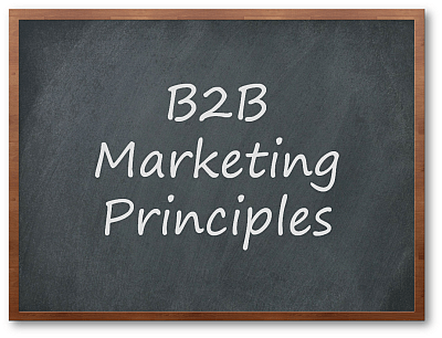 b2b marketing principles