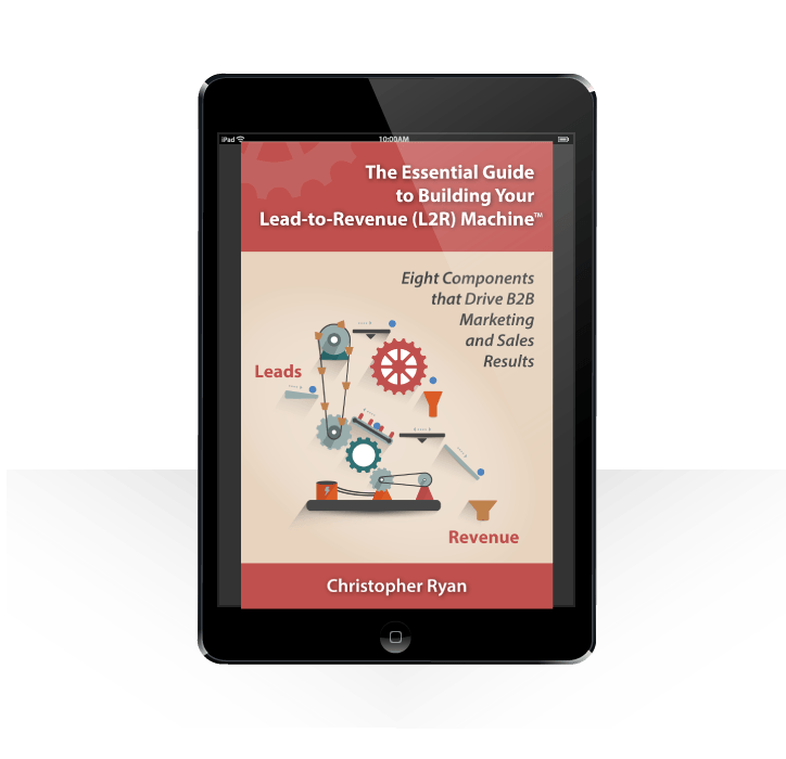 lead to revenue ebook