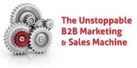 marketing and sales machine
