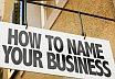 brand company name
